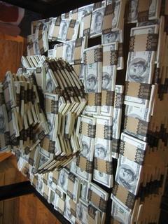 Many Dollars Mobile Wallpaper