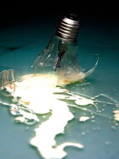 Light Leaks Mobile Wallpaper