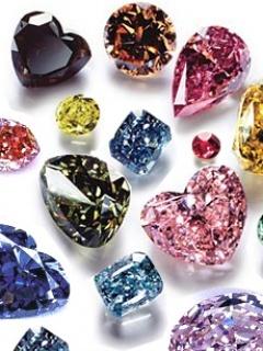 Diamonds Mobile Wallpaper