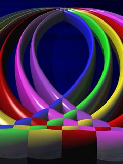 Beautiful Colors Mobile Wallpaper