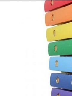 Amazing Colors Mobile Wallpaper