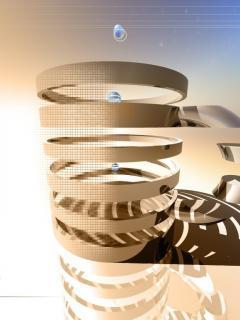 Rings Mobile Wallpaper