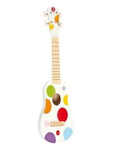 Colors Guitar Mobile Wallpaper