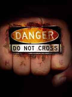 Danger Mobile Wallpaper