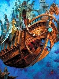Nice Ship Mobile Wallpaper
