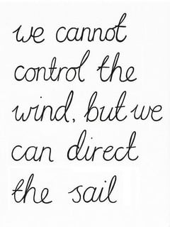 Cannot Control Wind Mobile Wallpaper