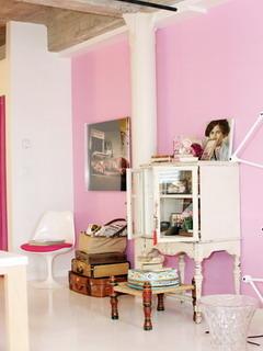 Pink Room Mobile Wallpaper