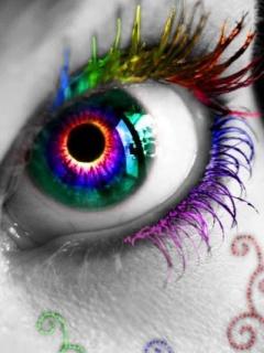 Beautiful Eye Mobile Wallpaper