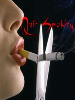 Quit Smoking Mobile Wallpaper