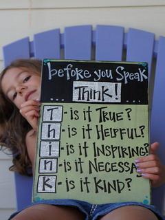 Before You Speak Mobile Wallpaper
