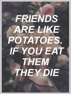 Potatoes Mobile Wallpaper