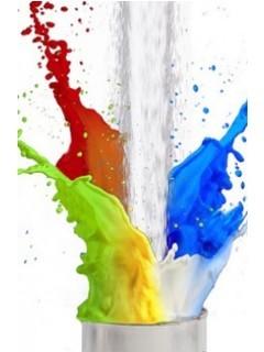 Splash Colors Mobile Wallpaper