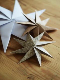 Diy Star Paper Mobile Wallpaper