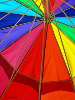 Umbrella Color Mobile Wallpaper