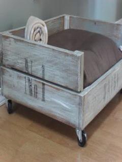 Diy Dog Bed Mobile Wallpaper