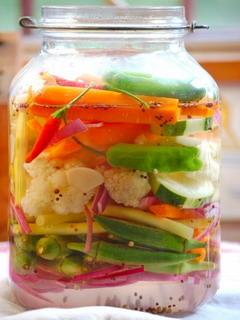 Vegetables Pickled Mobile Wallpaper