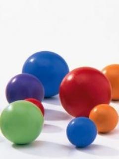 Colors Balls Mobile Wallpaper