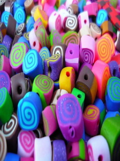 Colors Candy Mobile Wallpaper