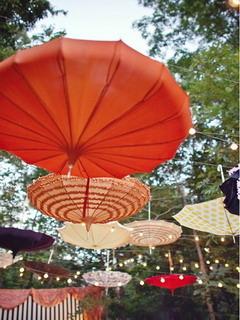 Umbrellas Mobile Wallpaper
