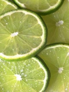 Green Lemons Mobile Wallpaper