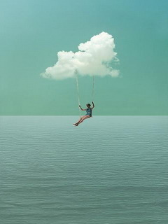 Nice Cloud Mobile Wallpaper