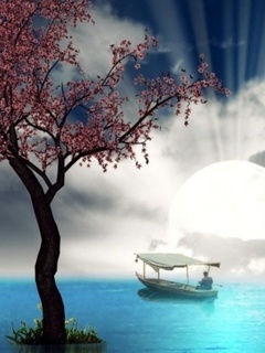 Beauty 3D Nature Mobile Wallpaper