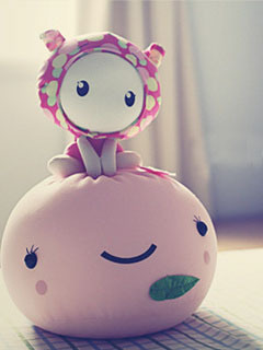 Cute Toy Mobile Wallpaper