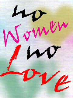 No Women No Love Mobile Wallpaper