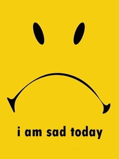 I Am Sad Today Mobile Wallpaper