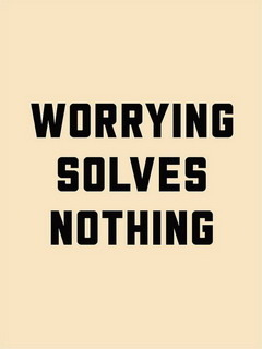 Worrying Mobile Wallpaper