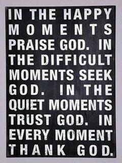 Praise God Mobile Wallpaper