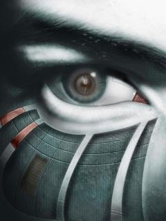 Digital Eye Mobile Wallpaper