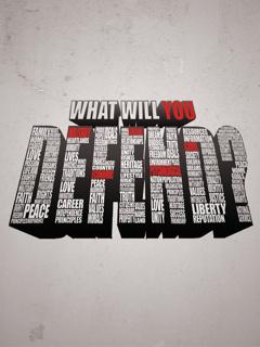Defend Mobile Wallpaper