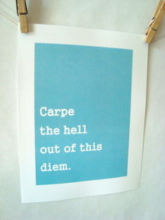 Carpe Mobile Wallpaper