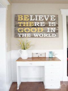 Believe Good Mobile Wallpaper