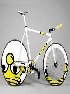 Fabrication Bicycle Mobile Wallpaper