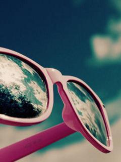 Nice Glasses Mobile Wallpaper