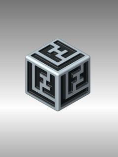 Cube Mobile Wallpaper