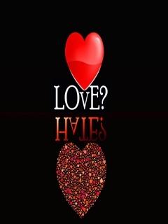 Love Hates Mobile Wallpaper