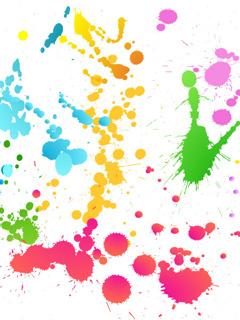 Color Spread Mobile Wallpaper