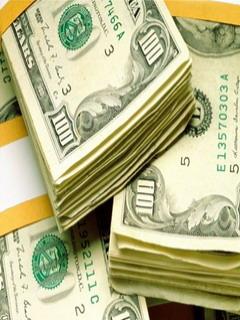 Dollars Bundles Mobile Wallpaper