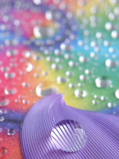 Colorful Imagination Mobile Wallpaper