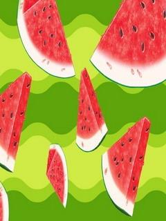 Watermelon Mobile Wallpaper