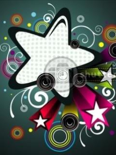 Art Stars Mobile Wallpaper