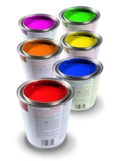 Paint Boxes Mobile Wallpaper