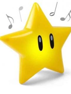 Cute Music Star Mobile Wallpaper