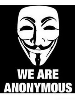 Anonymous Mobile Wallpaper