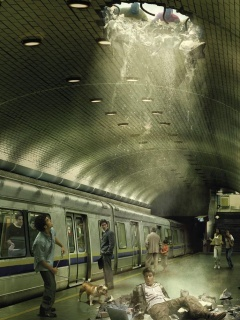 Subway Mobile Wallpaper