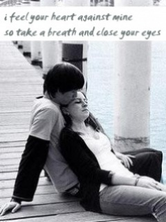 CLose Your Eyes Mobile Wallpaper