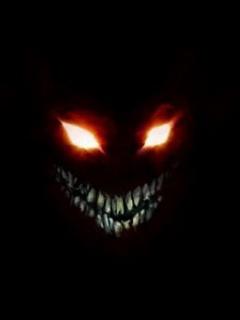 Evil Eyes Mobile Wallpaper
